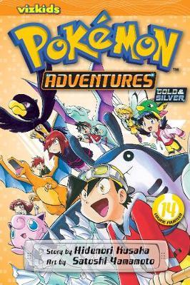 Pokemon Adventures, Vol. 14 by Satoshi Yamamoto