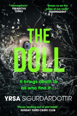 The Doll by Yrsa Sigurdardottir