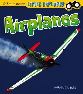 Airplanes by Martha E H Rustad