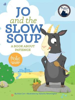Jo and the Slow Soup book