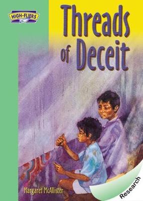 Threads of Deceit by Margaret McAllister