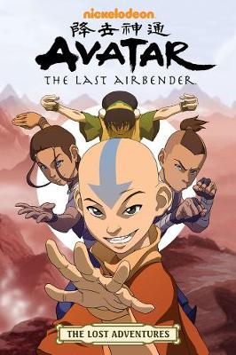 Avatar: The Last Airbender - The Lost Adventures by May Chan