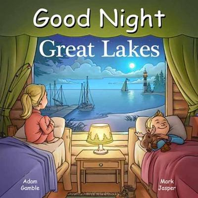 Good Night Great Lakes by Adam Gamble