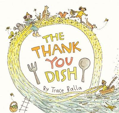 The Thank You Dish by Trace Balla