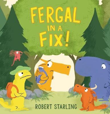 Fergal in a Fix! book