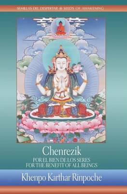 Chenrezik by Khenpo Karthar Rinpoche