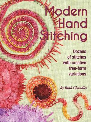 Modern Hand Stitching by Ruth Chandler