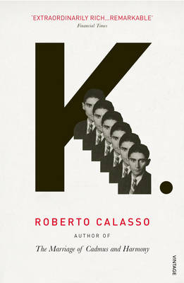 K by Roberto Calasso
