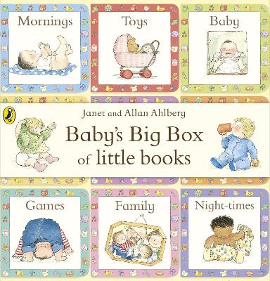 Baby's Big Box of Little Books book