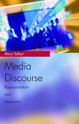 Media Discourse by Mary Talbot
