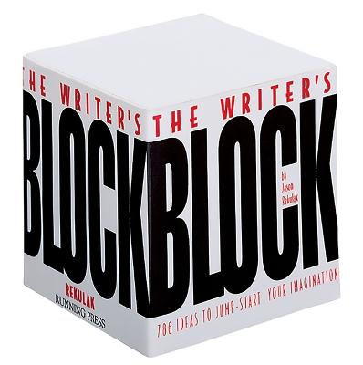 The Writer's Block by Jason Rekulak