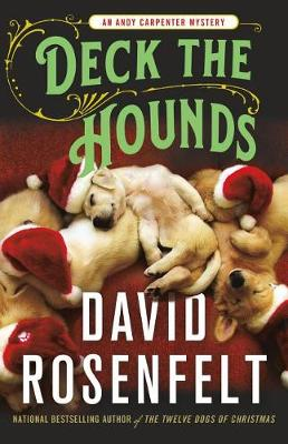 Deck the Hounds by David Rosenfelt