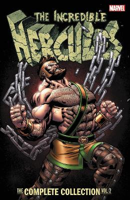 Incredible Hercules: The Complete Collection Vol. 2 by Greg Pak