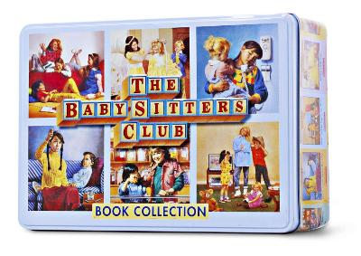 The Babysitters Retro Tin by Ann M. Martin
