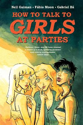 How to Talk to Girls at Parties book