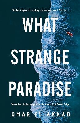 What Strange Paradise book