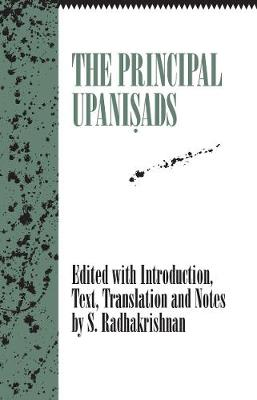 The Principal Upanisads by S. Radhakrishnan