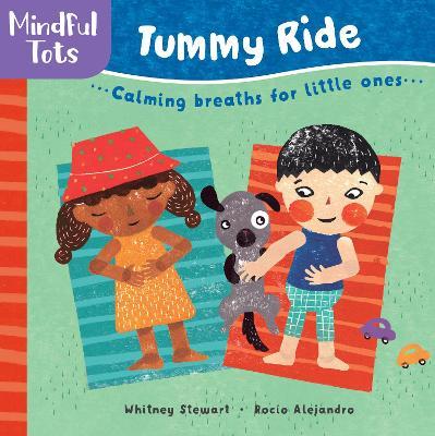 Mindful Tots Tummy Ride by Whitney Stewart