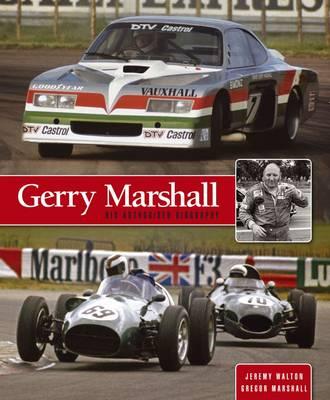 Gerry Marshall by Jeremy Walton