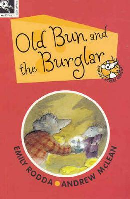Old Bun and the Burglar book