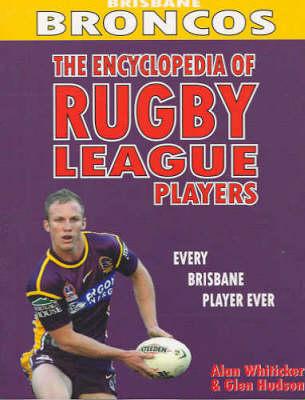 Brisbane Broncos by R. Holmesby