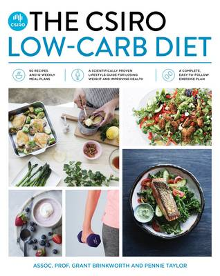 The CSIRO Low-Carb Diet by Grant Brinkworth