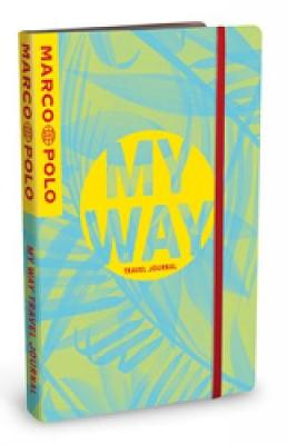 MY WAY Travel Journal (Jungle Cover) by Marco Polo