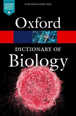 A Dictionary of Biology by Robert Hine