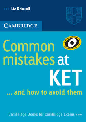 Common Mistakes at KET by Liz Driscoll