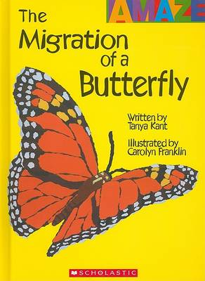 Migration of a Butterfly book