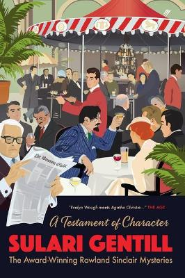 A Testament of Character book
