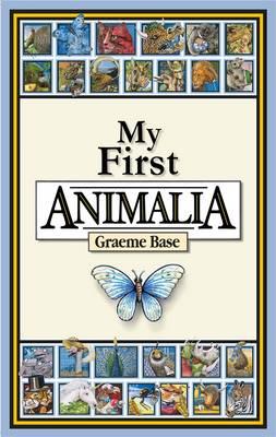 My First Animalia by Scotty Morrison