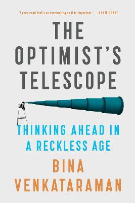 The Optimist's Telescope book