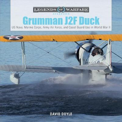 Grumman J2F Duck by David Doyle