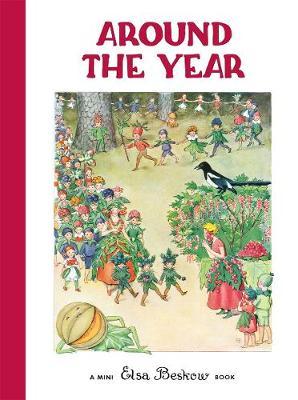 Around the Year by Elsa Beskow