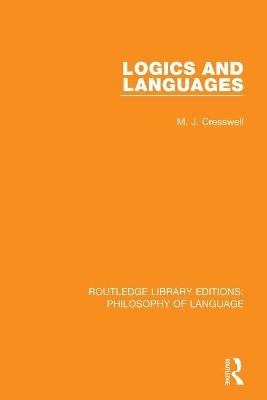 Logics and Languages by Max Cresswell