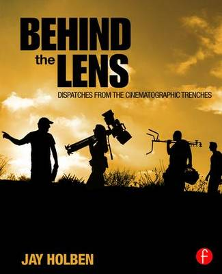 Behind the Lens book