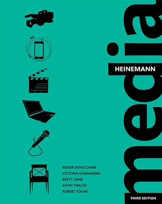 Heinemann Media Student Book with Reader+ by Roger Dunscombe