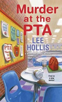 Murder at the PTA book