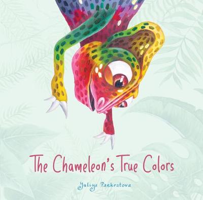 The Chameleon's True Colors book