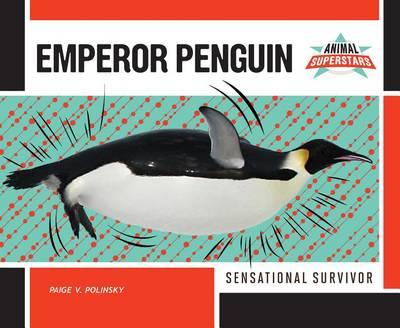 Emperor Penguin by Paige V Polinsky