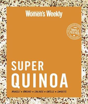 Super Quinoa book