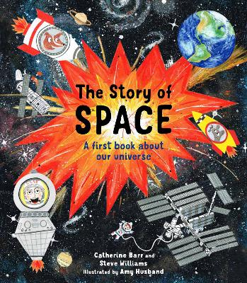 Story of Space book