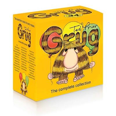Grug Complete Box Set by Ted Prior