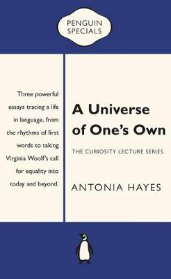 Universe of One's Own by Antonia Hayes