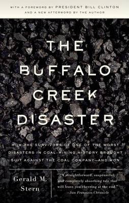 The Buffalo Creek Disaster by Professor Gerald M Stern