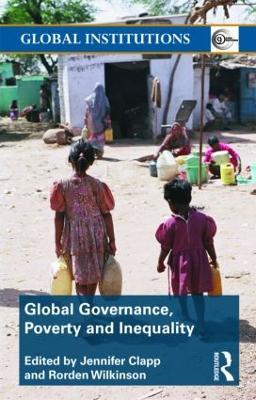 Global Governance, Poverty and Inequality book
