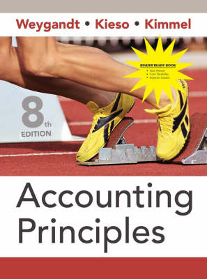 Accounting Principles, Binder Ready Version by Jerry J Weygandt
