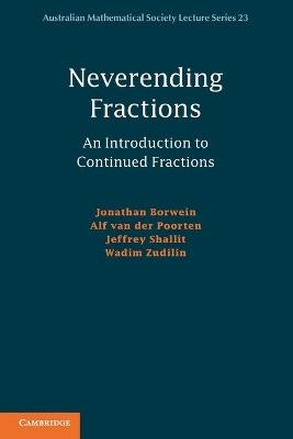 Neverending Fractions book