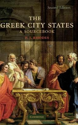 The Greek City States by P. J. Rhodes